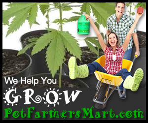 Pot Farmers Mart advertisement