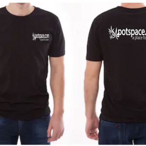 Photo for classified ad Glow-in-the-dark Potspace T-shirt
