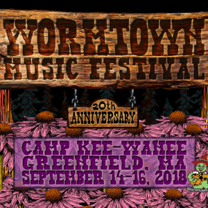 Image for event Wormtown Music Festival 2018