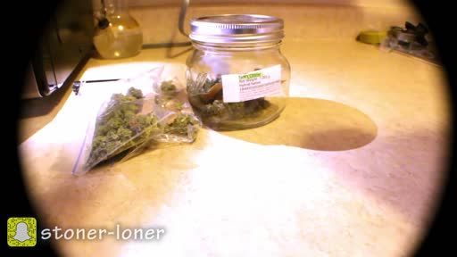 Thumbnail for video titled How To Decarb Weed.