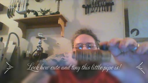 Thumbnail for video titled Just Tiny Blazin A Bowl